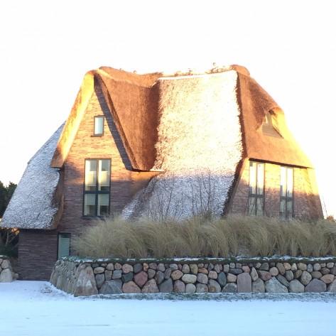 dünen strandhafer Friesenwall Reetdach Sylt List wunderbar elegant Natürlich Nachhaltig